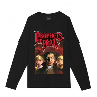 Лонгслив Louchesaints 'Prophets in Hell'